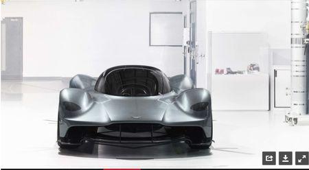 Aston Martin sap tung sieu xe dinh dam - Anh 4