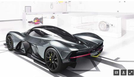 Aston Martin sap tung sieu xe dinh dam - Anh 6