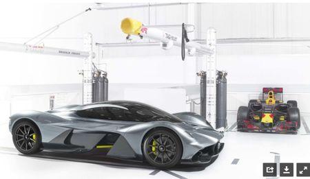 Aston Martin sap tung sieu xe dinh dam - Anh 7