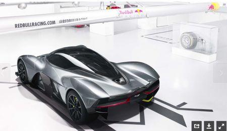 Aston Martin sap tung sieu xe dinh dam - Anh 8