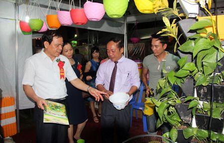 Thuc day nong nghiep vung kho vuon len - Anh 1