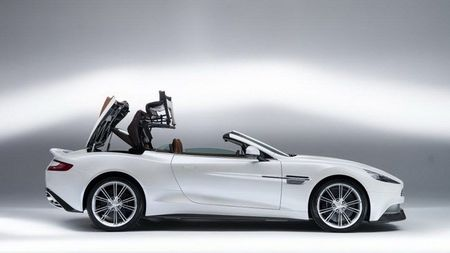 Sieu xe mui tran tien ty Aston Martin Vanquish thu 2 ve VN - Anh 4
