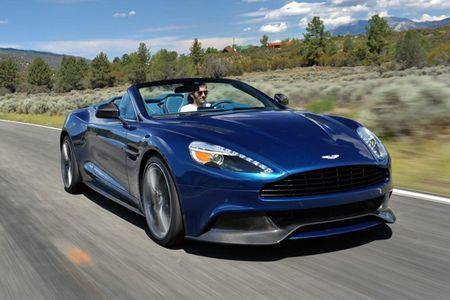 Sieu xe mui tran tien ty Aston Martin Vanquish thu 2 ve VN - Anh 8