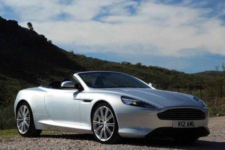 Sieu xe mui tran tien ty Aston Martin Vanquish thu 2 ve VN - Anh 9