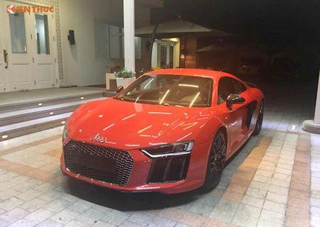 "Thieu gia Phan Thanh ""vung 12 ty"" mua sieu xe Audi R8 moi - Anh 1"