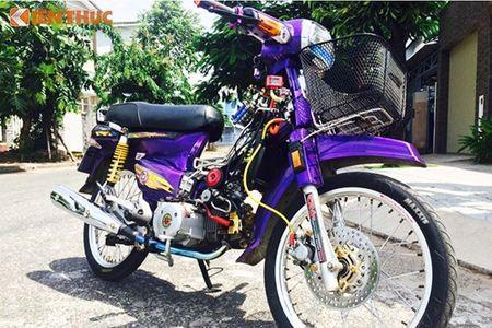 """Honda Dream Thai """"do kieng"""" con tay sieu manh tai VN - Anh 1"""