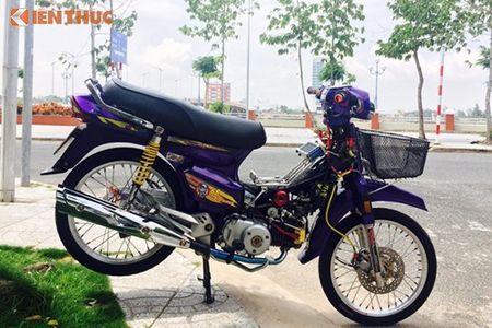 """Honda Dream Thai """"do kieng"""" con tay sieu manh tai VN - Anh 5"""