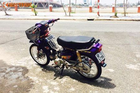 """Honda Dream Thai """"do kieng"""" con tay sieu manh tai VN - Anh 6"""