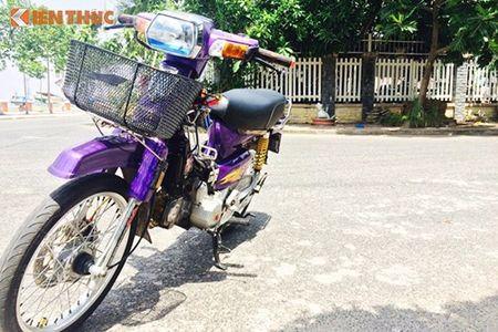 """Honda Dream Thai """"do kieng"""" con tay sieu manh tai VN - Anh 7"""