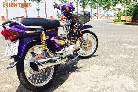 """Honda Dream Thai """"do kieng"""" con tay sieu manh tai VN - Anh 8"""