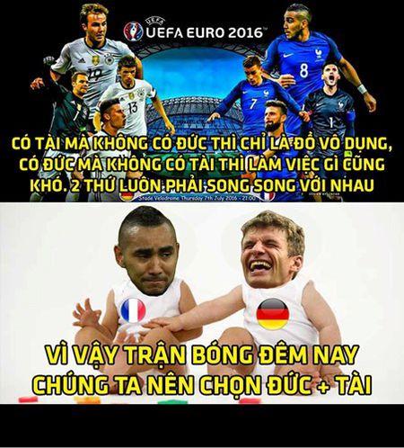 Anh che ban ket Euro 2016: Antoine Griezmann hoa sieu anh hung - Anh 2