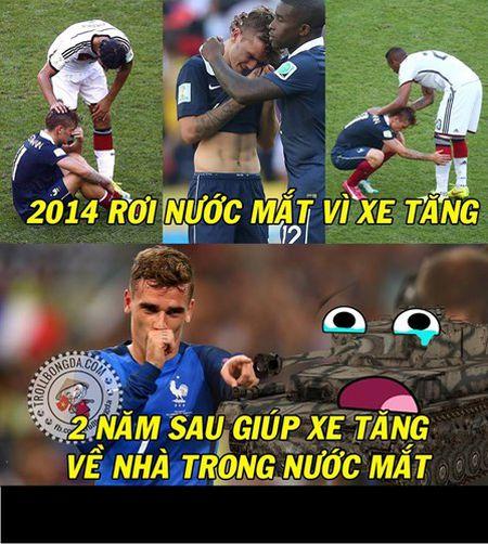 Anh che ban ket Euro 2016: Antoine Griezmann hoa sieu anh hung - Anh 3