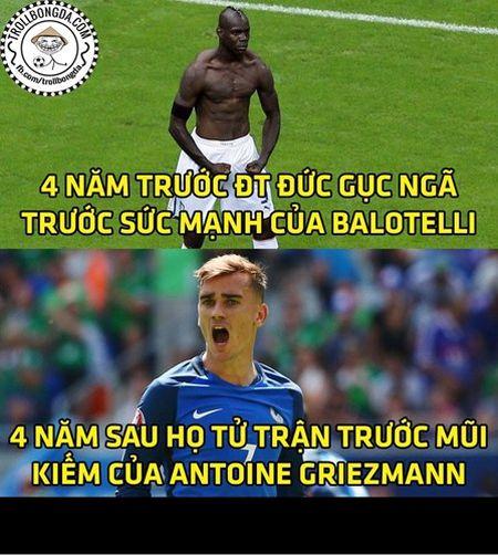 Anh che ban ket Euro 2016: Antoine Griezmann hoa sieu anh hung - Anh 4