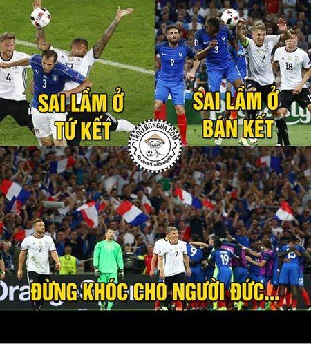 Anh che ban ket Euro 2016: Antoine Griezmann hoa sieu anh hung - Anh 5