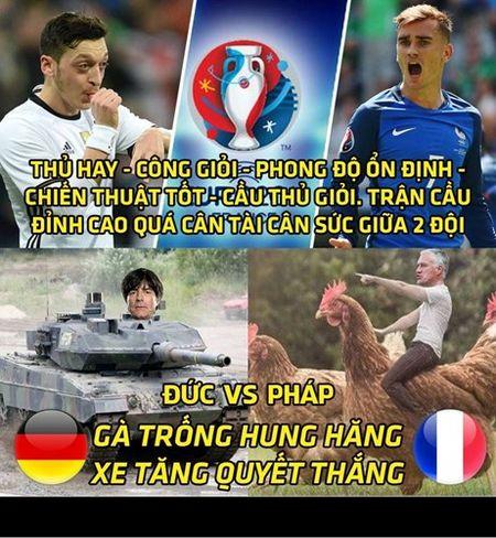 Anh che ban ket Euro 2016: Antoine Griezmann hoa sieu anh hung - Anh 8