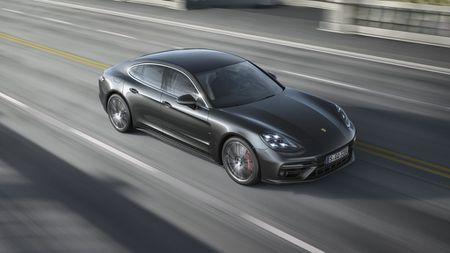 Porsche ra mat Panamera 2017 hoan toan moi - Anh 2