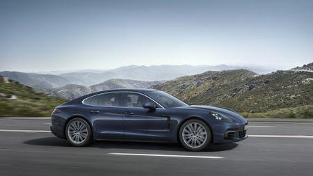 Porsche ra mat Panamera 2017 hoan toan moi - Anh 5