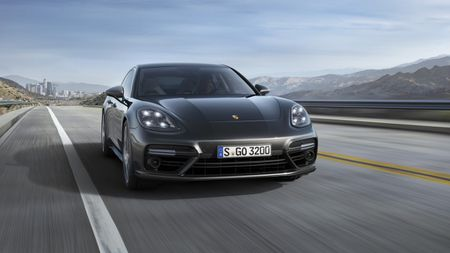 Porsche ra mat Panamera 2017 hoan toan moi - Anh 6