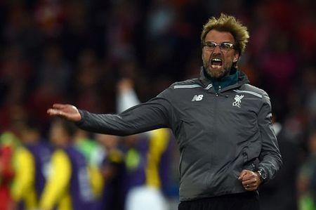 """Soc: Klopp san sang """"tong khu"""" 8 cai ten khoi Liverpool - Anh 1"""