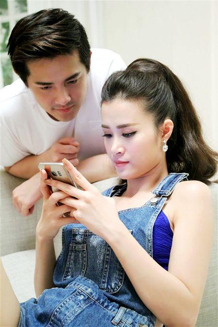 Dong Nhi – Ong Cao Thang he lo nhat ky yeu nhau hanh phuc hon 8 nam - Anh 3