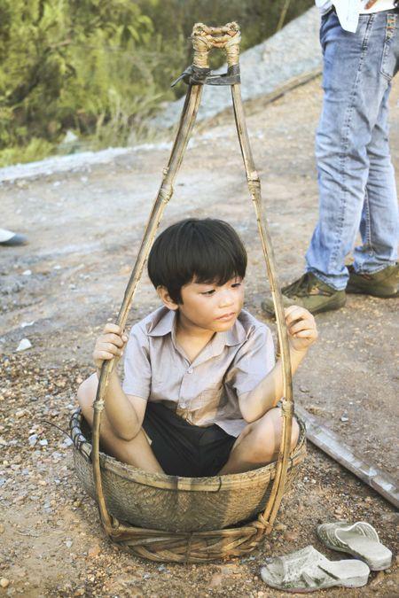 Ngo Thanh Van lay nuoc mat khan gia voi phim ngan ve me - Anh 3