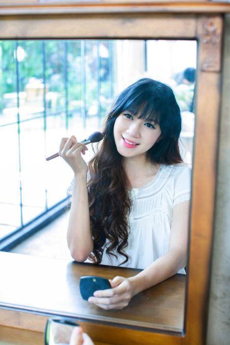 Mang thai lan 4, Minh Ha van giu nhan sac hot girl dang ghen ti - Anh 5