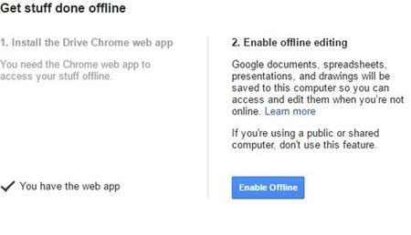 'Do' giao dien Google Docs de dung nhu MS-Office - Anh 3
