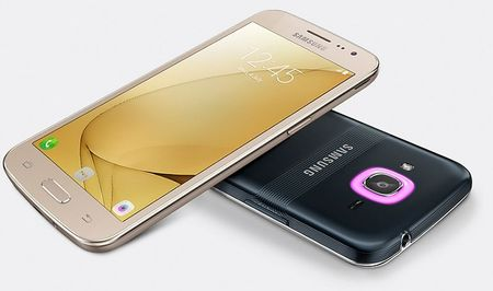 Galaxy J2 (2016): Den LED vong doc dao, Turbo Speed Technology, Android 6, gia 145 USD - Anh 3