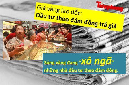 "Gia vang bat tang ngoan muc roi bat ngo ""nga ngua"" - Anh 2"