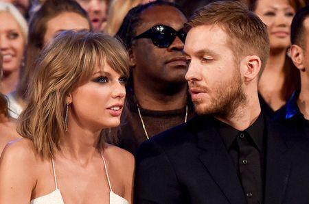 """Calvin Harris ruc rich tung ca khuc """"da xeo"""" Taylor Swift - Anh 1"""