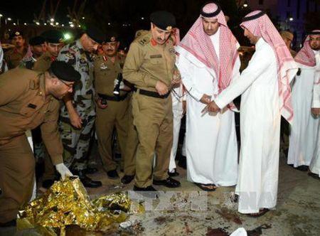 Saudi Arabia bat 19 nghi can trong loat vu danh bom lieu chet - Anh 1