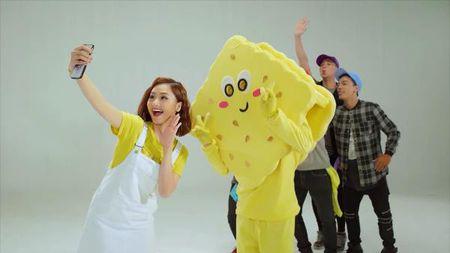 Miu Le vui tet ga vi MV moi can moc hon 100.000 view - Anh 3