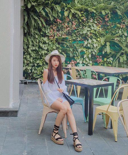 Sao style 8/7: Phuong Trinh nhu cong chua nho, Minh Hang mac do boi ra pho - Anh 2