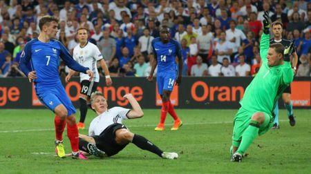Video ban thang: Phap 2-0 Duc (Ban ket Euro 2016) - Anh 1