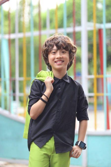 Gia Khiem: 'Em dep trai, de thuong va gan gui giong het bo Isaac' - Anh 1