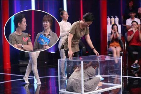 Hari Won boi roi khi Truong Giang nhac kheo toi Tien Dat [VIDEO] - Anh 1