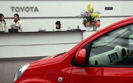 Toyota giam so thang may o tru so de tiet kiem chi phi - Anh 1
