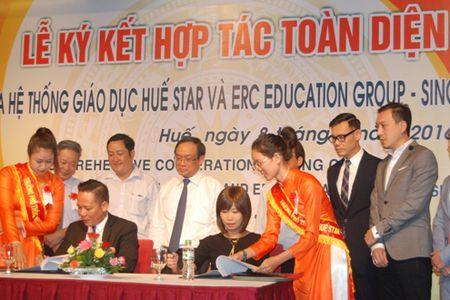 Dot pha trong chien luoc phat trien cua He thong giao duc Hue Star giai doan 2016 – 2020 - Anh 1