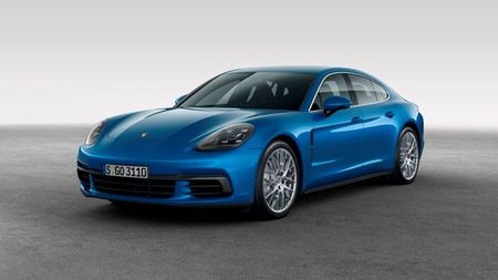 Mau Porsche Panamera the thao da duoc thiet ke phong cach sedan sang trong - Anh 2