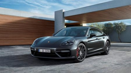 Mau Porsche Panamera the thao da duoc thiet ke phong cach sedan sang trong - Anh 3
