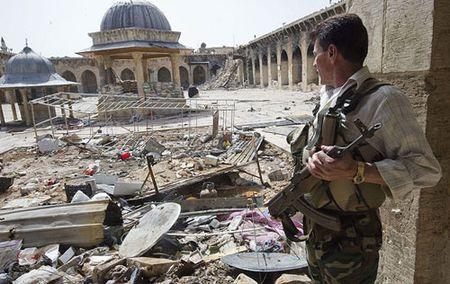 Buoc ngoat moi trong tinh hinh Syria - Anh 1