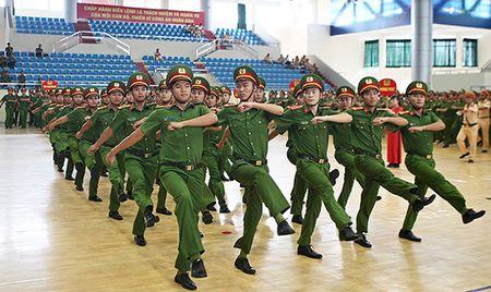 Cong an Hai Phong thi Dieu lenh quan su, vo thuat CAND 2016 - Anh 5