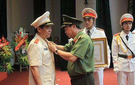 Luc luong An ninh Thu do gop phan xay dung va phat trien Thu do vung ben - Anh 1