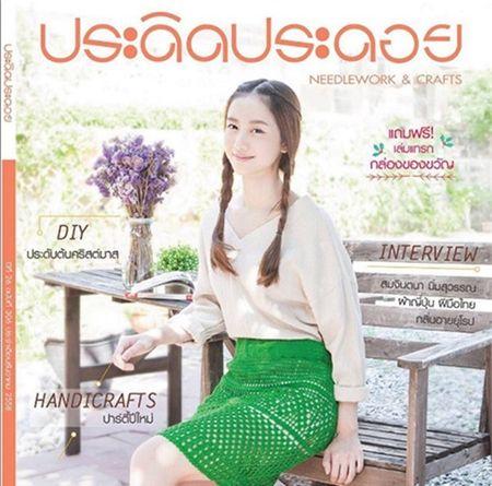 Hotgirl Thai Lan goc Viet gay thuong nho boi ve quyen ru rang ngoi - Anh 6