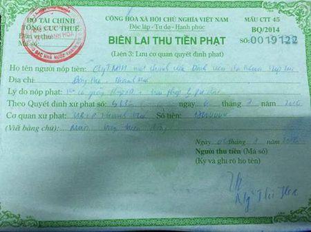 Thanh Hoa: TCty CP Hop Luc da nhan ro sai pham - Anh 1