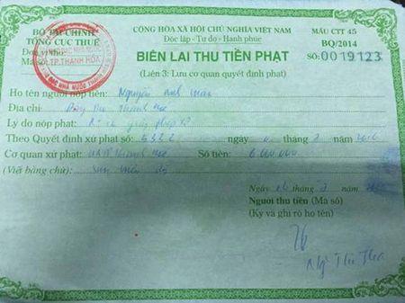 Thanh Hoa: TCty CP Hop Luc da nhan ro sai pham - Anh 3