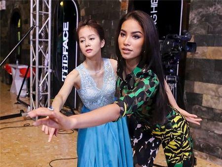 "Dan mang dong loat ""ung ho"" An Nguy nen bi loai o tap 4 The Face - Anh 1"
