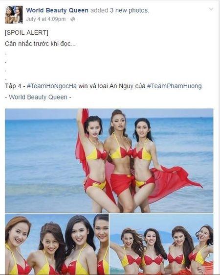 "Dan mang dong loat ""ung ho"" An Nguy nen bi loai o tap 4 The Face - Anh 3"