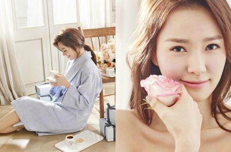 Bi quyet cham soc da khoe dep trong 10 phut cua my nhan Son Tae Young - Anh 2