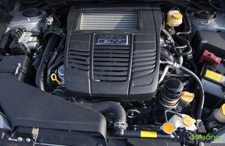 Subaru Levorg - Wagon la cho nguoi thich su khac biet - Anh 10